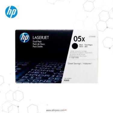 Cartucho de Toner HP 05XD Negro CE505XD 6.500 Páginas