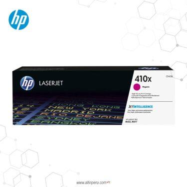 Cartucho de Toner HP 410X Magenta CF413X 5,000 Páginas