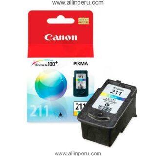 TINTA CANON CL-211 + PAPEL FOTO