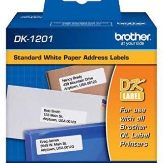 Cinta Brother DK-1201 (400 Etiq)