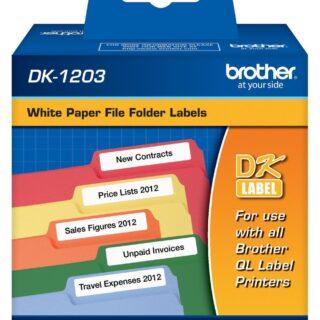 Cinta Brother DK-1203 17Mm X 87Mm (300 Etiq)