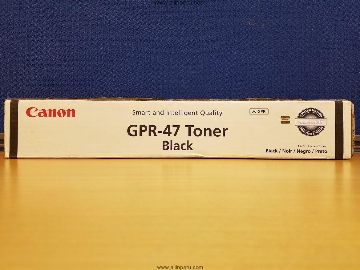 Drum Canon GPR-47 Negro