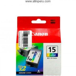 TINTA CANON BCI-15