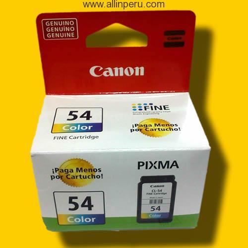 TINTA CANON CL-54 6.2ml