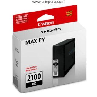 Tinta Canon PGI-2100 XL Negro