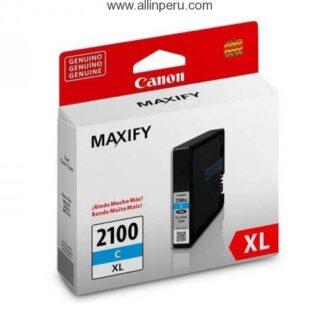 Tinta Canon PGI-2100 XL Amarillo