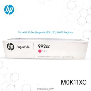 Tinta HP 992Xc Magenta M0K11XC
