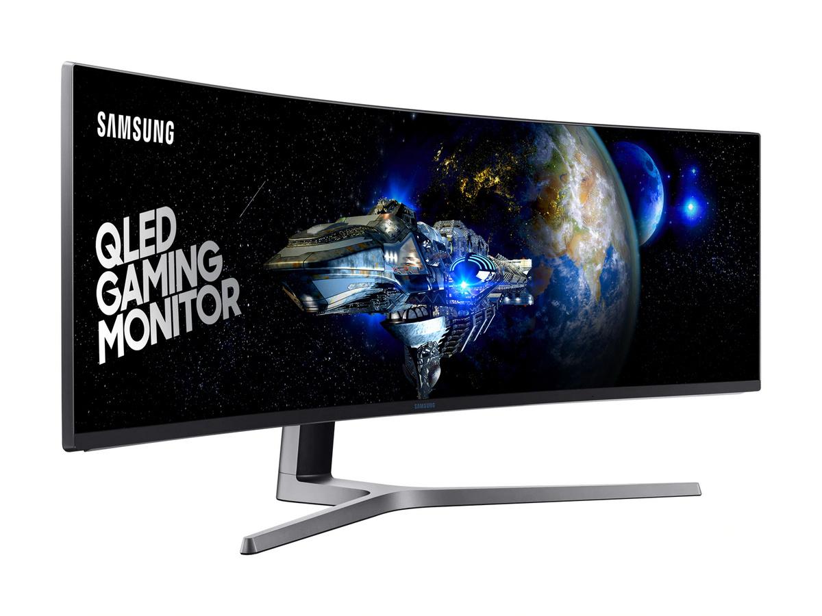 samsung CHG90 QLED gaming monitor 1