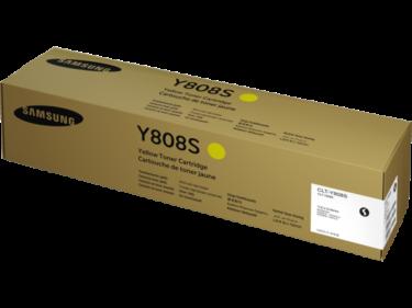 Toner Samsung® SS735A Yellow Y808s™, 20.000 Páginas
