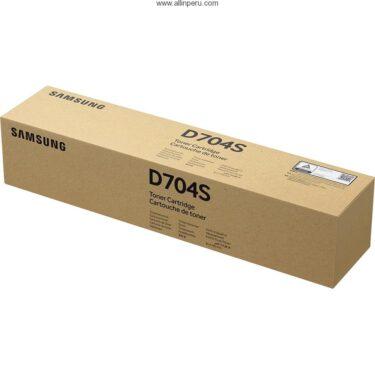 Toner Samsung® SS770A Negro D704s™, 25.000 Páginas