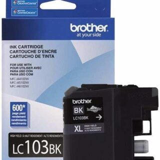 TINTA BROTHER LC-103BK BLACK MFC-J4510DW 600 PAG