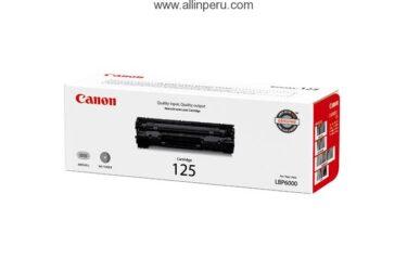 Toner Canon 125 Negro