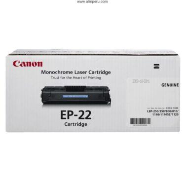 Toner Canon EP-22 Negro