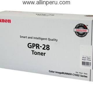 Toner Canon GPR-28K Negro
