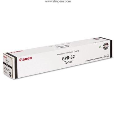 Toner Canon GPR-32BK Negro