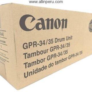 Tambor Canon GPR-34/35 Negro