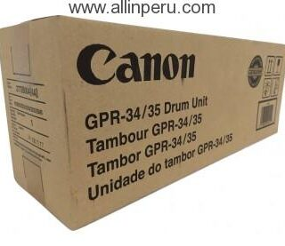 Tambor Canon GPR35 Negro