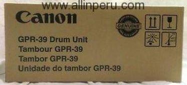 Tambor Canon GPR39 Negro