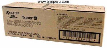 Toner Kyocera KM-1525 Negro