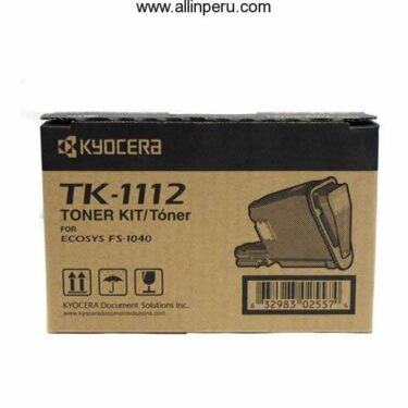 Toner Kyocera TK-1112 Negro