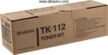 Toner Kyocera TK-112 Negro