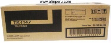 Toner Kyocera TK-1147 Negro