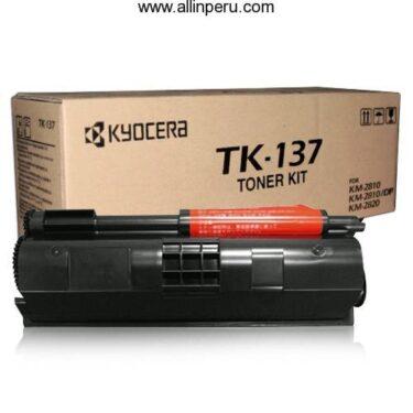 Toner Kyocera TK-137 Negro