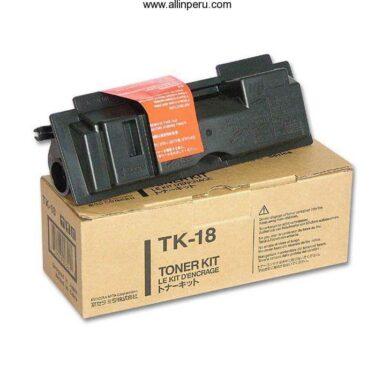 Toner Kyocera TK-18 Negro