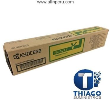 Toner Kyocera TK-5217Y Amarillo