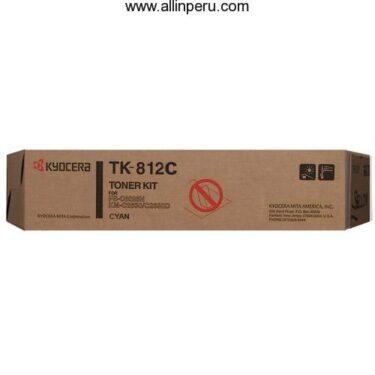 Toner Kyocera TK-812C Cyan