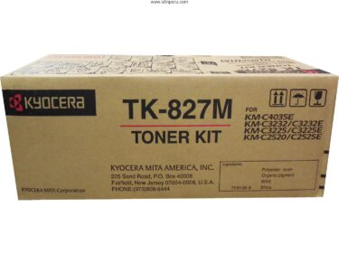 Toner Kyocera TK-827M Magenta
