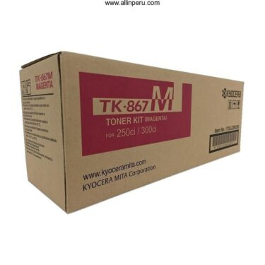 Toner Kyocera TK-867M Magenta