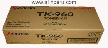 Toner Kyocera TK-960 Negro