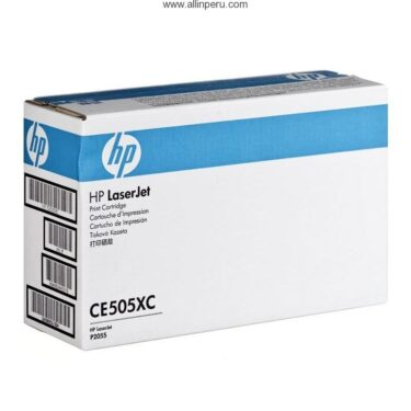 TONER HP CE505XC