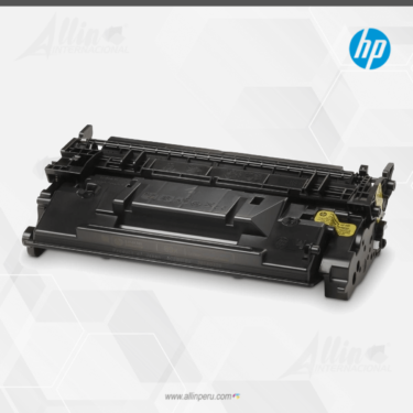 Toner HP 89X Negro (CF289X)
