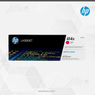 TONER HP W2023X (414X) L.J. M454 MAGENTA