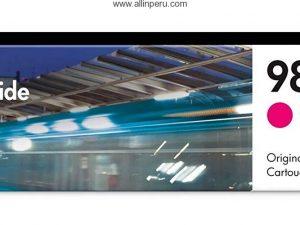 Tinta HP 982A Magenta T0B24A 8.000 Páginas