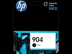 Tinta HP 904 Negro T6M00AL 300 Páginas
