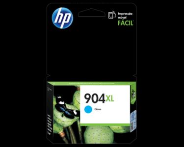 Tinta HP 904XL Cyan T6M04AL 825 Páginas
