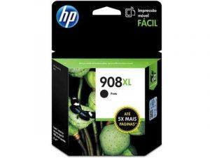 Tinta HP 908XL Negro T6M20AL 1500 Páginas