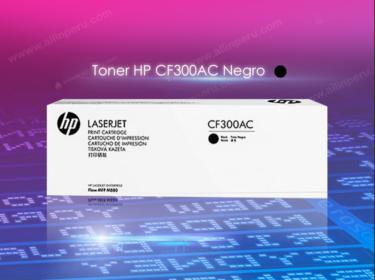 Toner HP CF300AC Negro