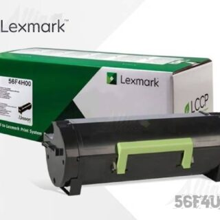 Toner Lexmark 56F4U00 Negro 25.000 Páginas Ultra Alto rendimiento