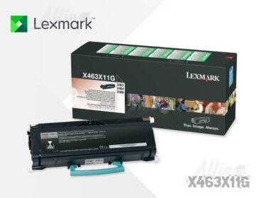 Toner Lexmark X463