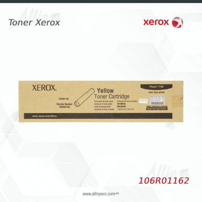 toner xerox 106R01162 amarillo