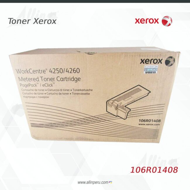 toner xerox 106R01408 original