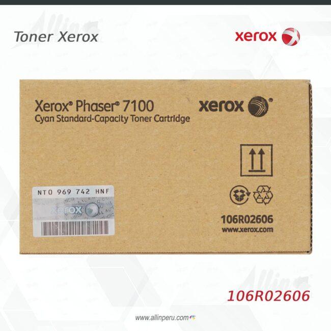toner xerox 106R02606 cian