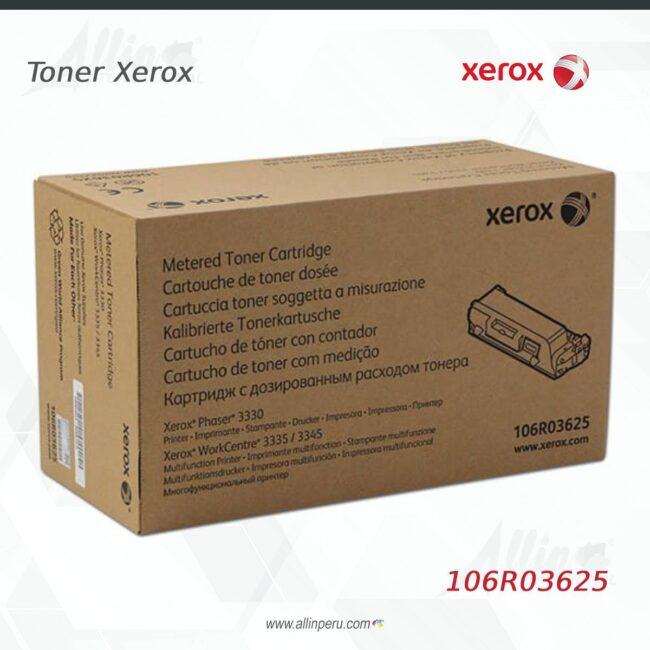 toner xerox 106R03625