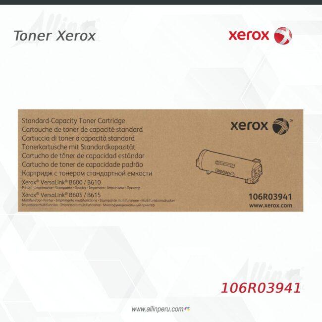 toner xerox 106R03941