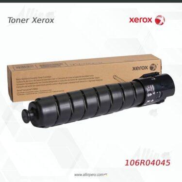 toner xerox 106R04045 negro