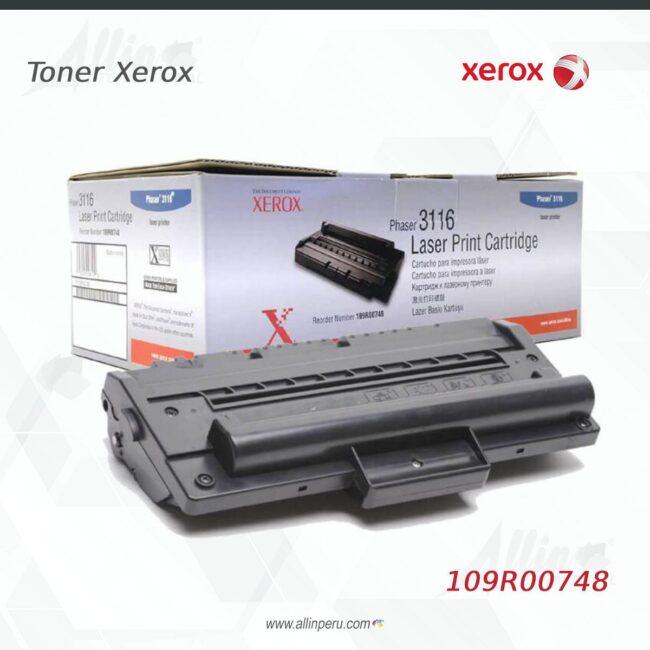 toner xerox 109R00748